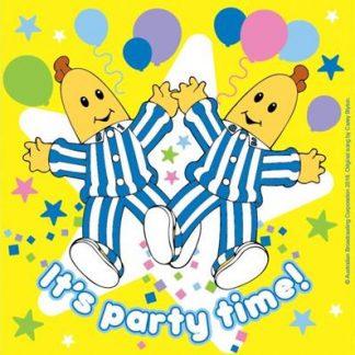 Bananas in Pyjamas Party