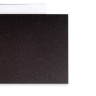 Black Square Cake Boards