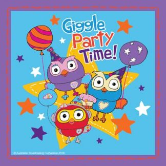 Giggle and Hoot Party