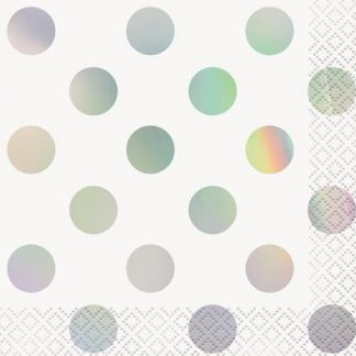 Iridescent Party Supplies