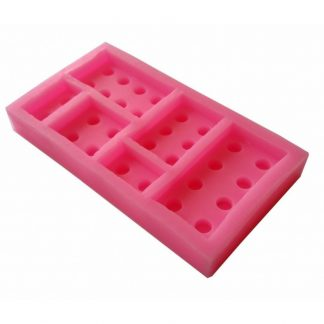 Silicone Fondant Moulds