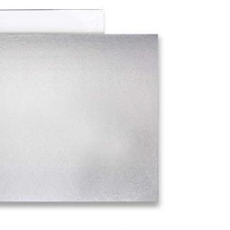 Silver Rectangular & Square Cake Boards