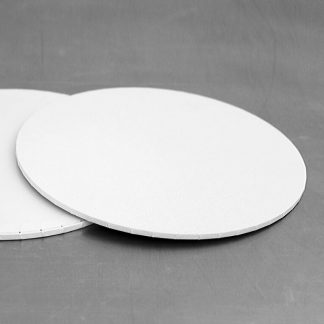 White Round Cake Boards